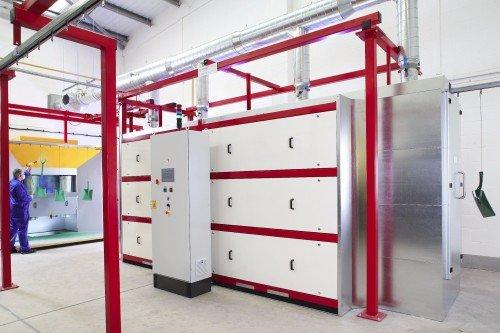 Heraeus Installs First Gas Catalytic