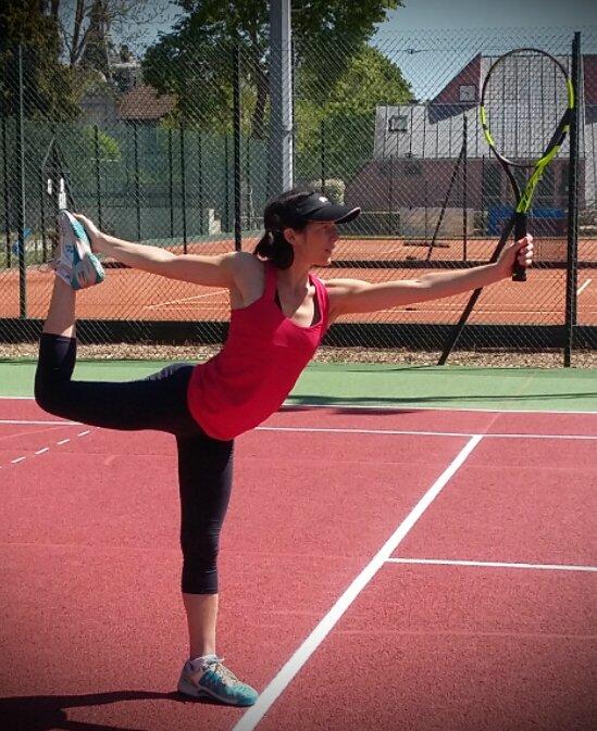 Tennis et Yoga